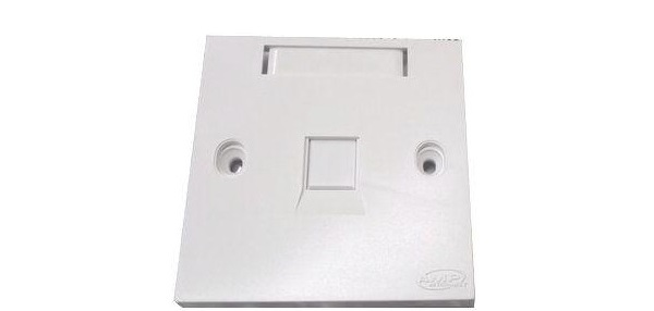 Mặt nạ 1 port Faceplate...