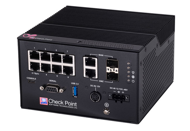 Check Point Quantum Rugged...