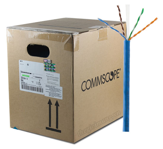 Cáp mạng Commscope/AMP...