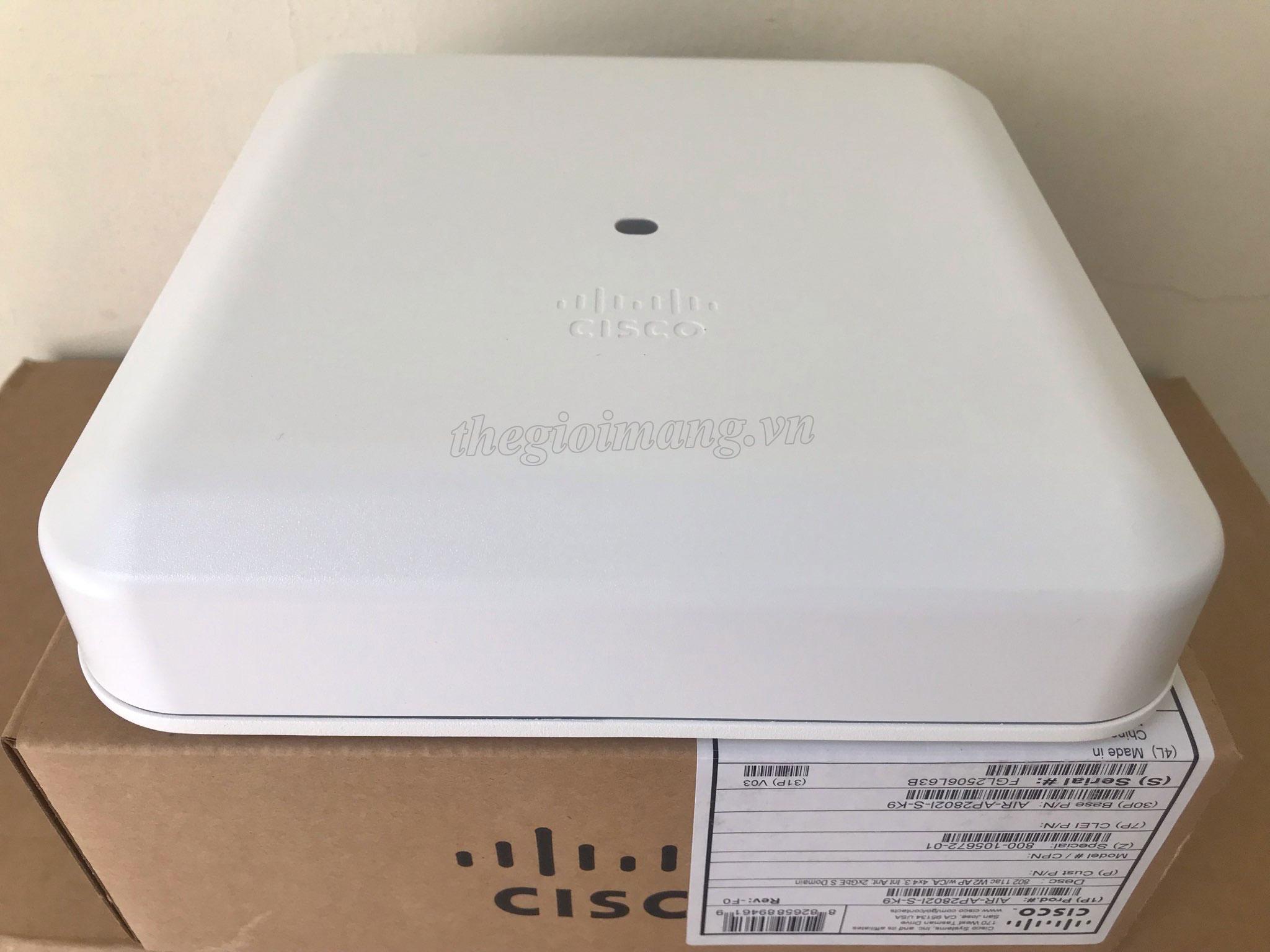 Cisco AIR-AP2802I-S-K9C