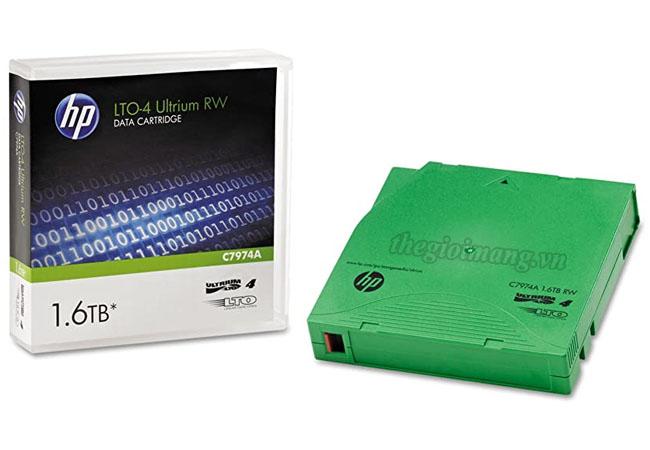 Tape Media HP LTO4 Ultrium...