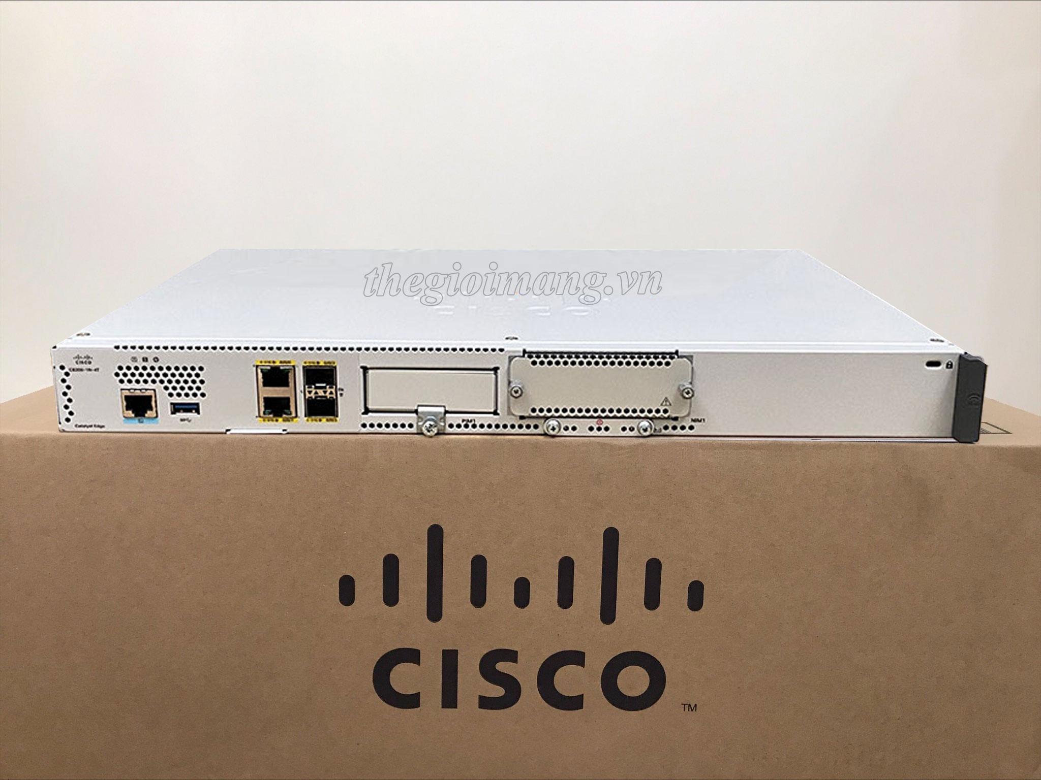 Cisco C8200L-1N-4T