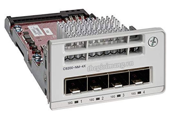 Module Cisco C9200-NM-4X=