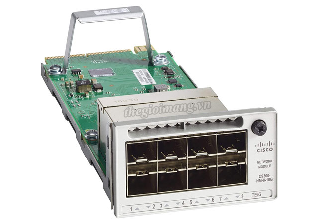 Module Cisco C9300-NM-8X=