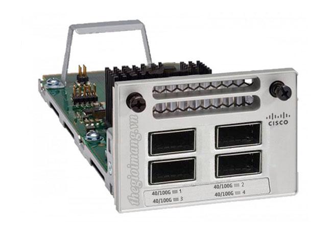 Module Cisco C9300X-NM-4C=