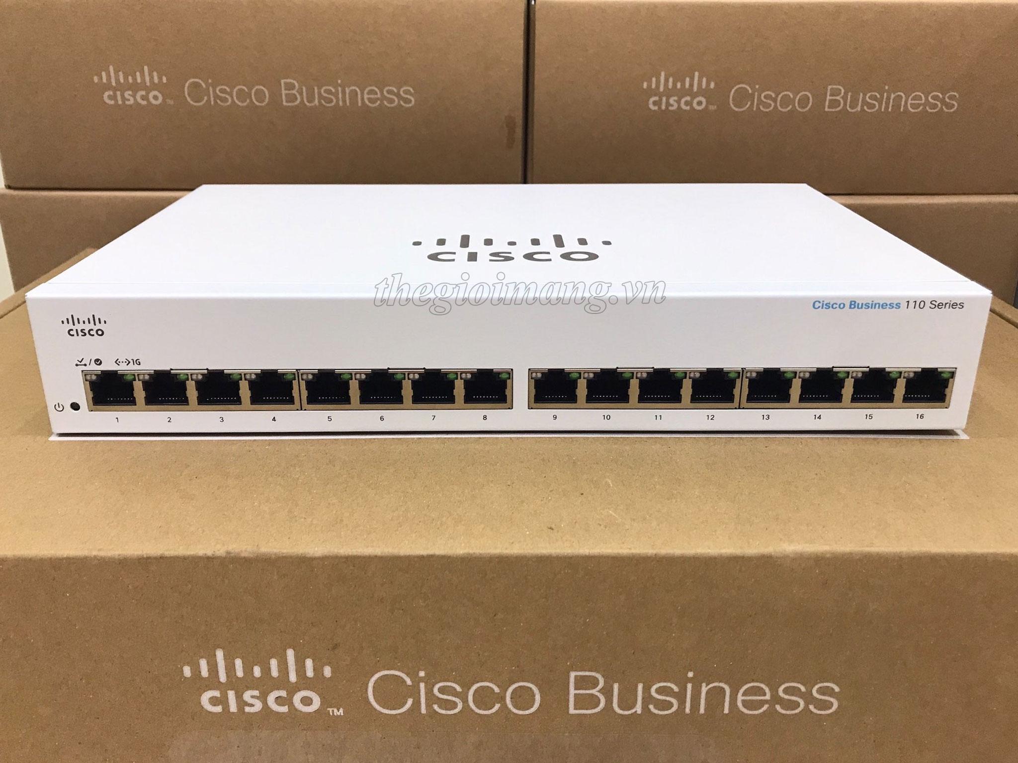 Cisco CBS110-16T-EU