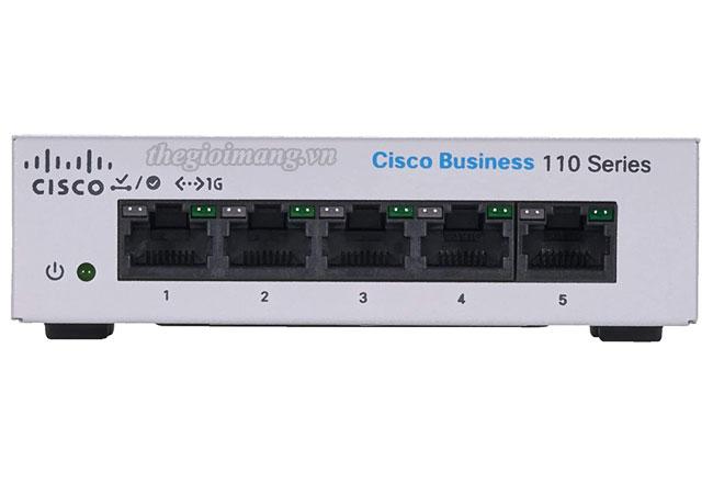 Cisco CBS110-5T-D-EU