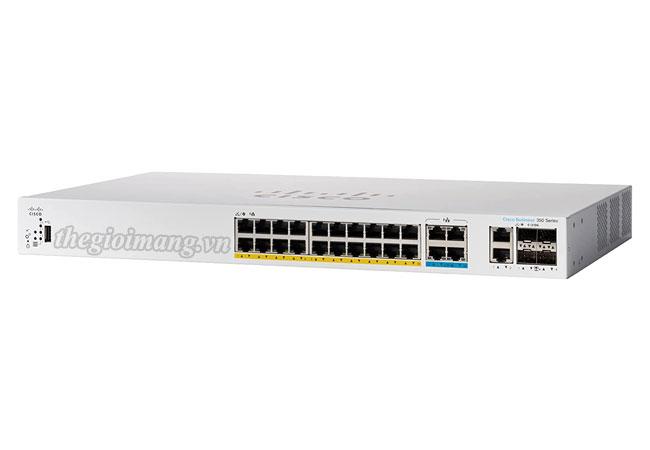 Cisco CBS350-24MGP-4X-EU
