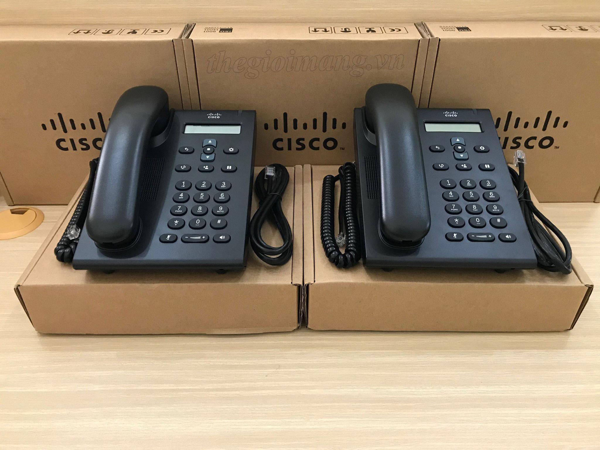 Cisco IP Phone 3905 (CP-3905=)