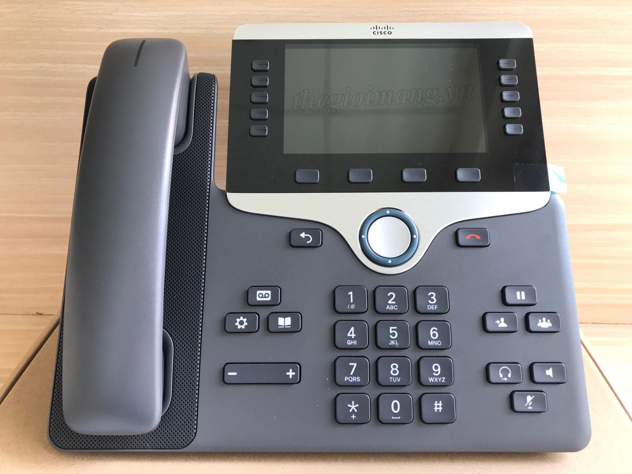 Cisco IP Phone...