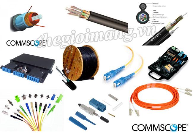 Cáp Quang COMMSCOPE/ AMP...
