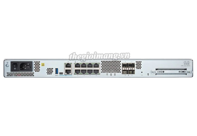 Cisco FPR1120-FTD-HA-BUN