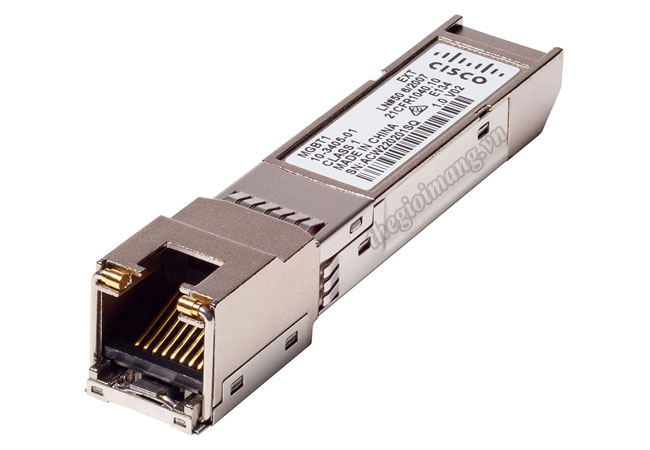 Module Cisco Mini-GBIC...