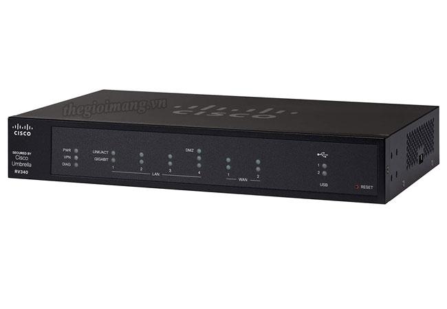 Cisco RV340-K9-G5