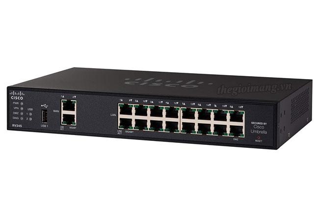 Cisco RV345-K9-G5