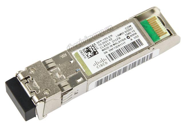 Module Cisco SFP-10G-ER=...