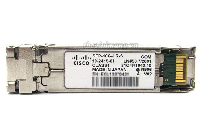 Module Cisco SFP-10G-LR-S=...