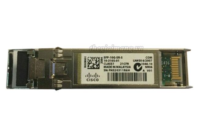 Module Cisco SFP-10G-SR-S=
