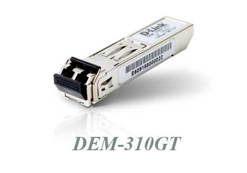 Dlink SFP DEM-310GT