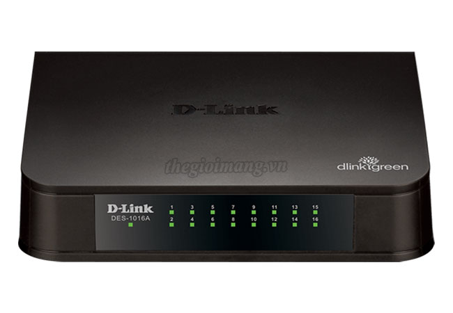 Dlink DES-1016A