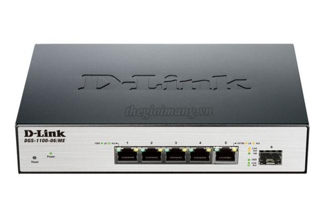 Dlink DGS-1100-06/ME