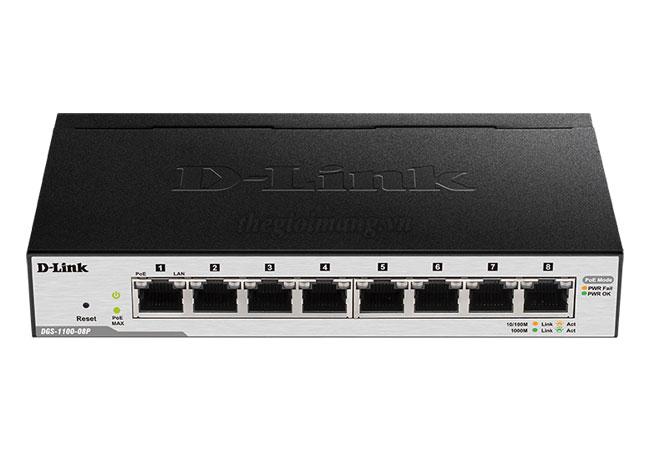 Dlink DGS-1100-08P