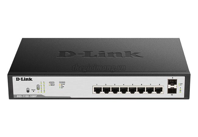 Dlink DGS-1100-10MP