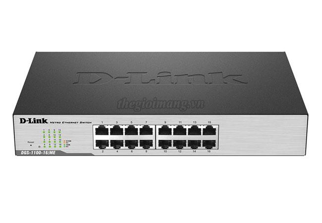 Dlink DGS-1100-16/ME