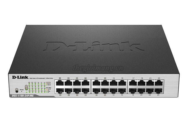 Dlink DGS-1100-24P/ME