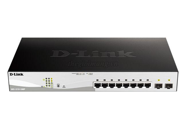 Dlink DGS-1210-10MP