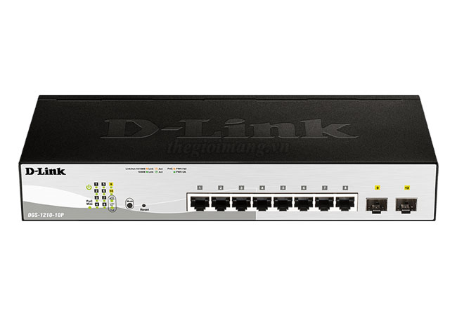 Dlink DGS-1210-10P