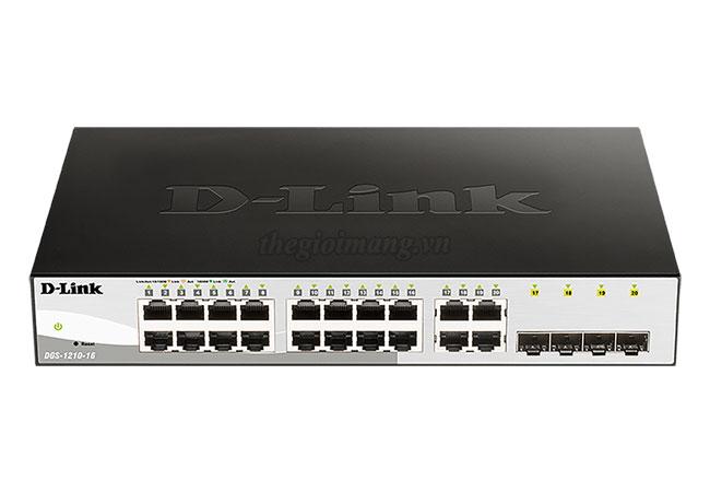 Dlink DGS-1210-16
