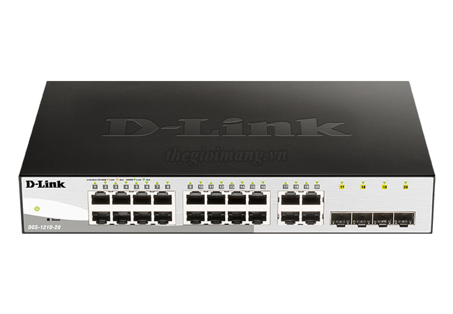 Dlink DGS-1210-20