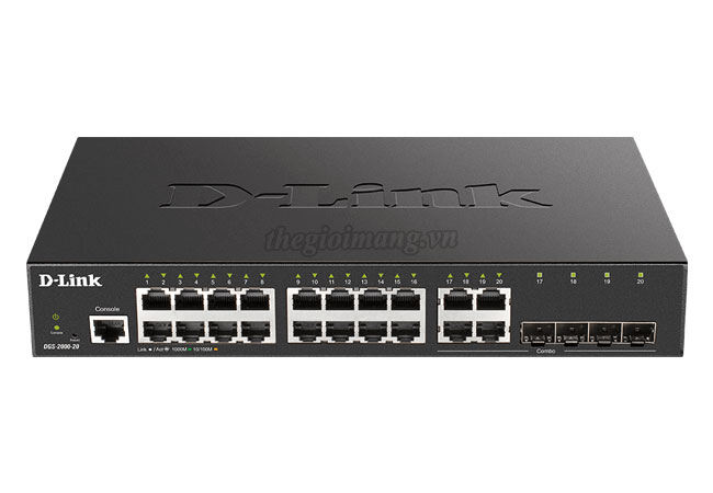 Dlink DGS-2000-20