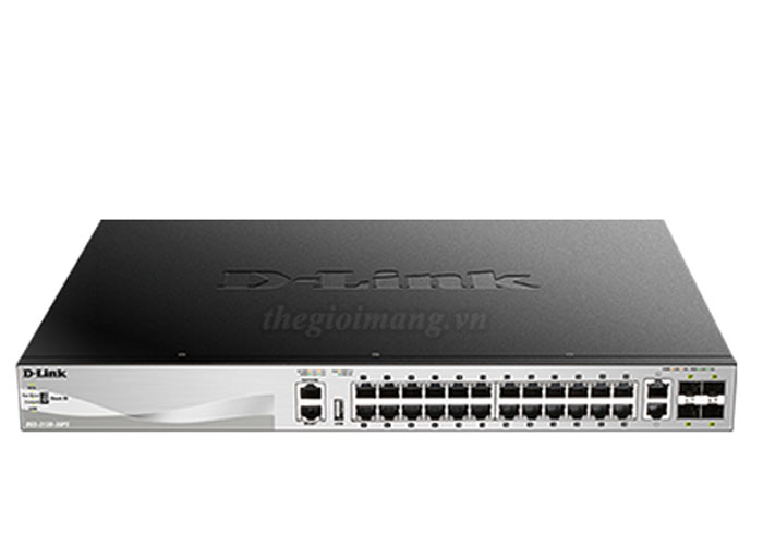 Switch Dlink DGS-3130-30PS