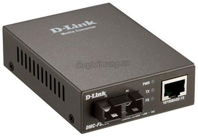 Converter D-link DMC-F30SC