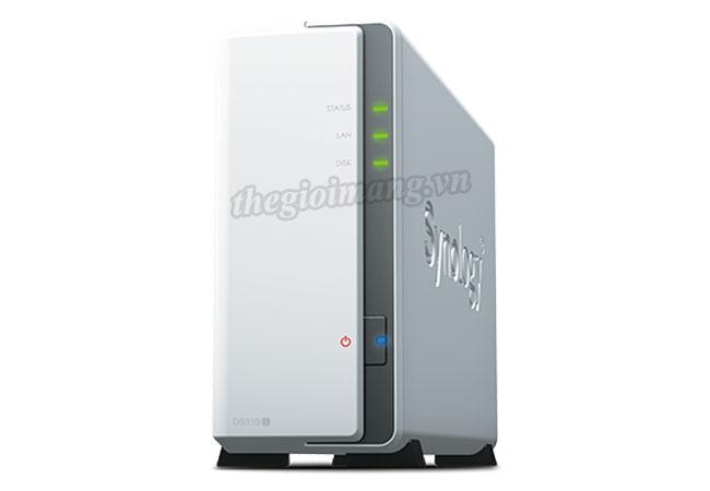 Bán phân phối, cung cấp, lắp đặt thiết bị lưu trữ NAS SYNOLOGY giá tốt DS119j_front-1564648791-