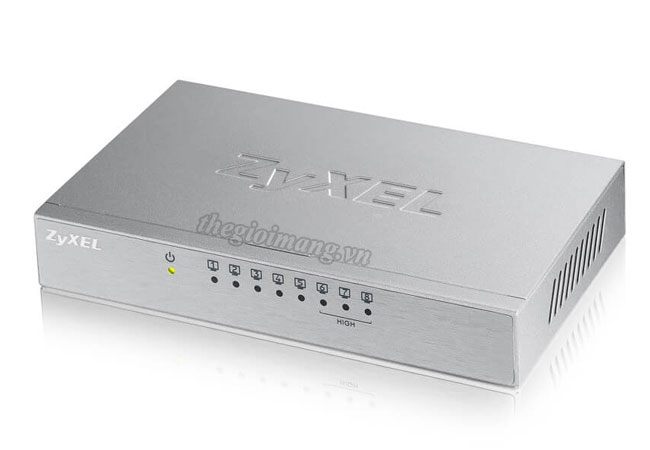 Switch Zyxel ES-108A v3