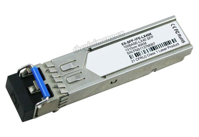 Module Juniper EX-SFP-1FE-LX40K...