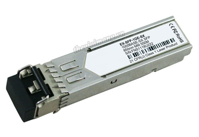 Module Juniper EX-SFP-1GE-SX...