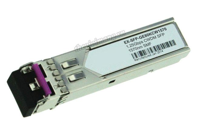 Module Juniper EX-SFP-GE80KCW1570...