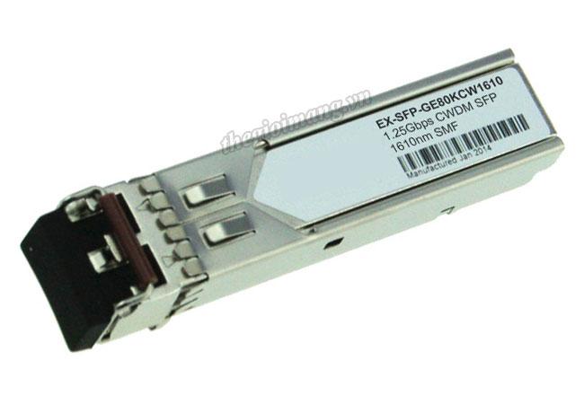 Module Juniper EX-SFP-GE80KCW1610...