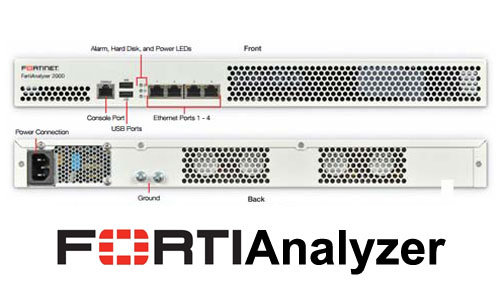 Fortinet FortiAnalyzer
