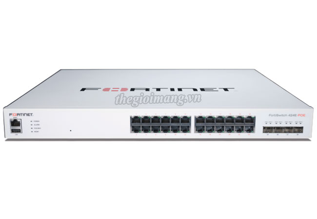 FortiSwitch 424E-POE (FS-...