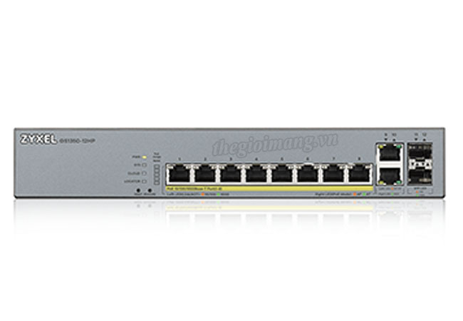 Switch ZYXEL GS1350-12HP