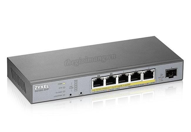 Switch ZYXEL GS1350-6H