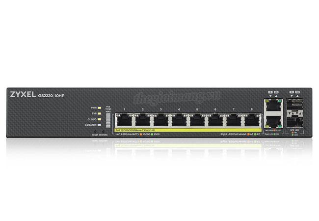 Switch ZYXEL GS2220-10HP
