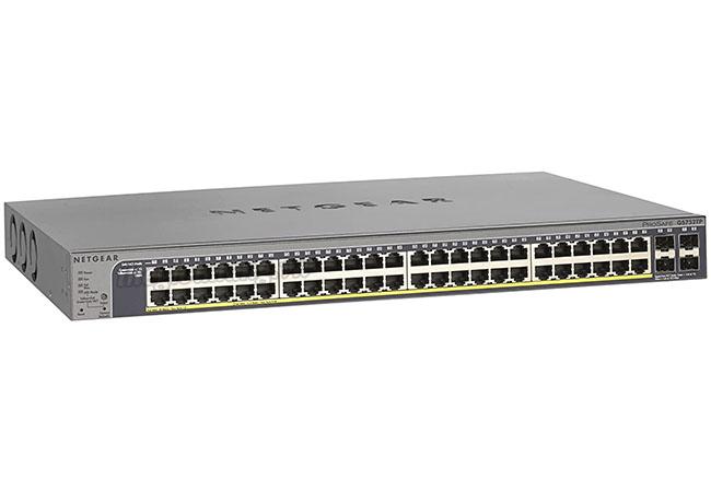 Switch NetGear GS752TP