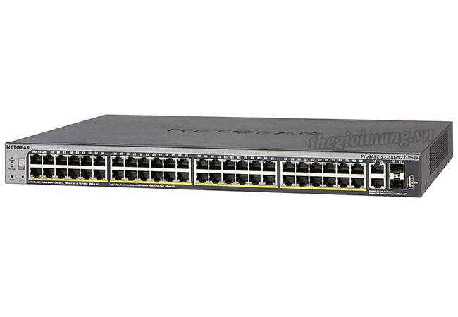 Switch NetGear GS752TXP