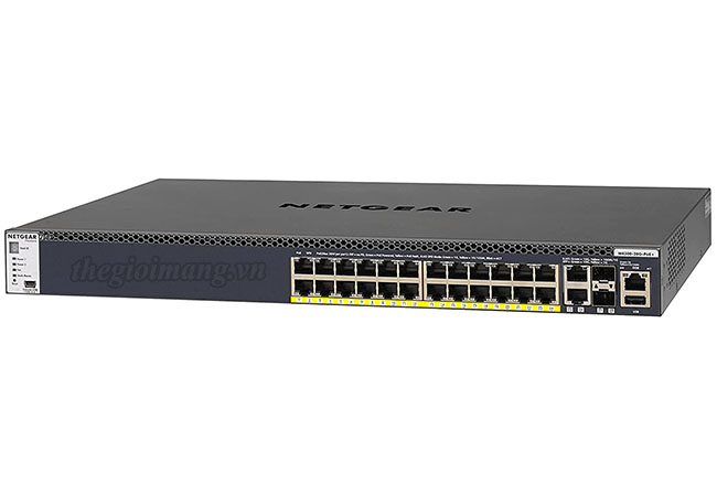 Switch NetGear GSM4328PB